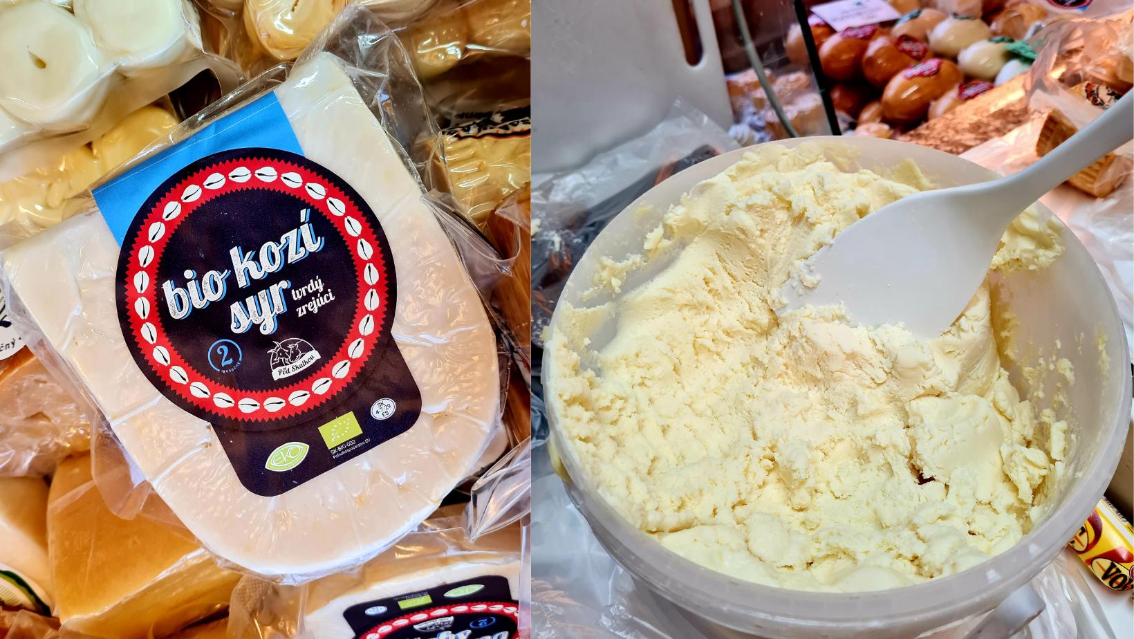 Milujete ovčí syr, kozie jogurty alebo máte radšej tradičné kravské výrobky? U nás si prídu všetci na svoje